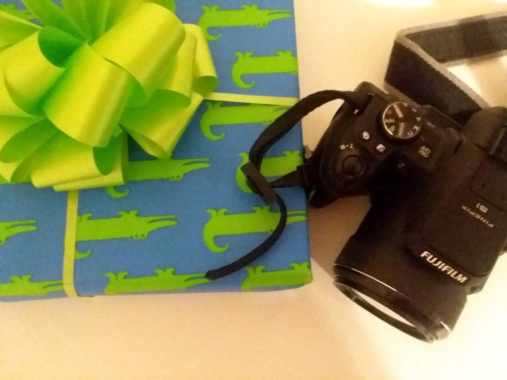 Camera and Gift